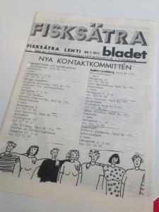 Fisksätra tidningen 1977