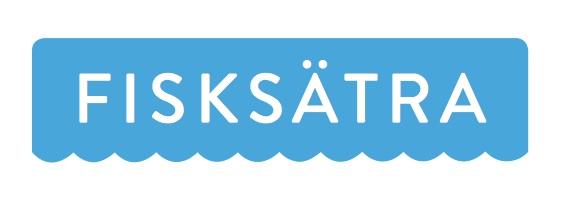Det vinnande bidraget av Sandra - Fisksätras nya logga