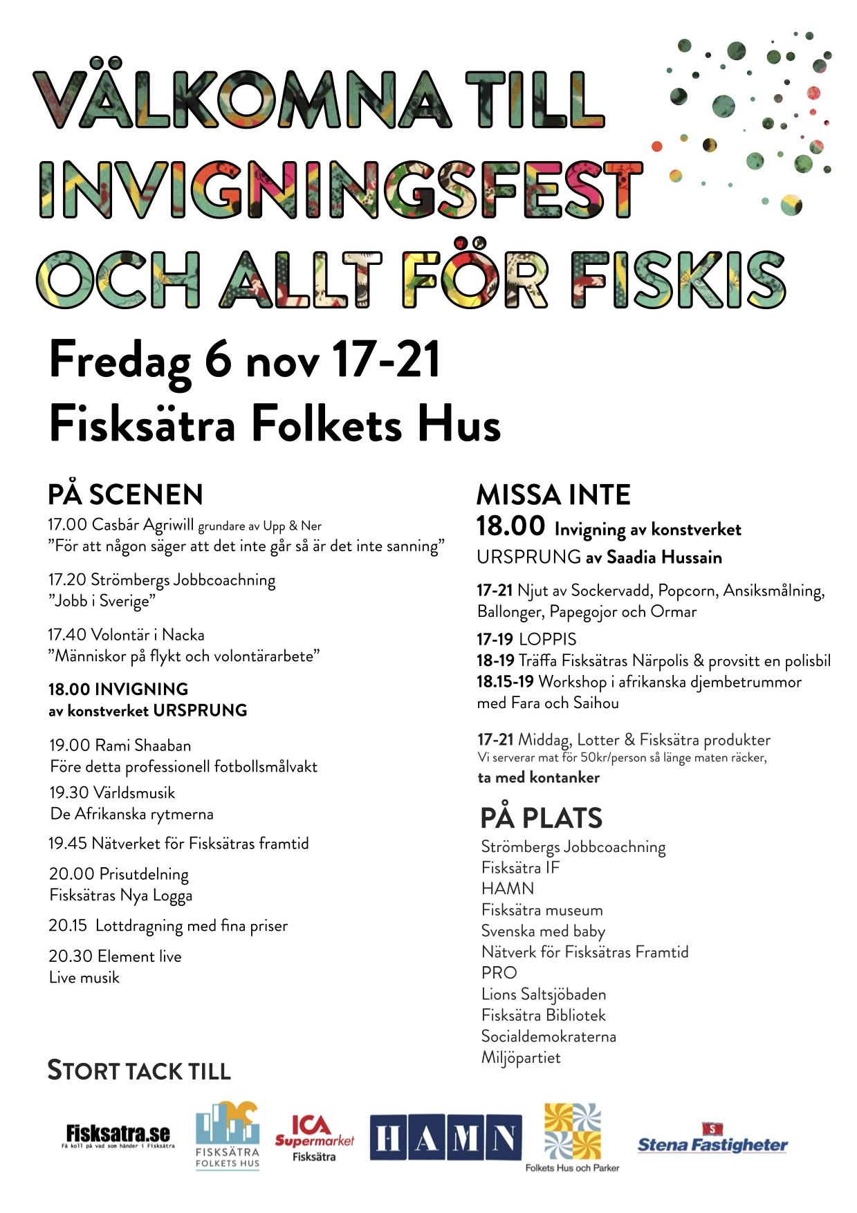 Fest i Fisksätra